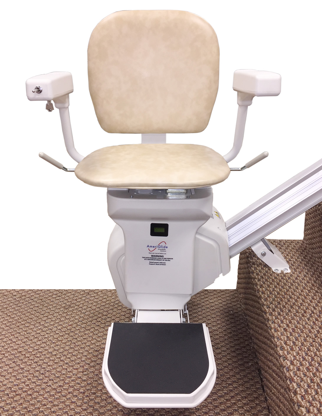Stair Lifts Ameriglide Stairlifts In Toronto On Gta